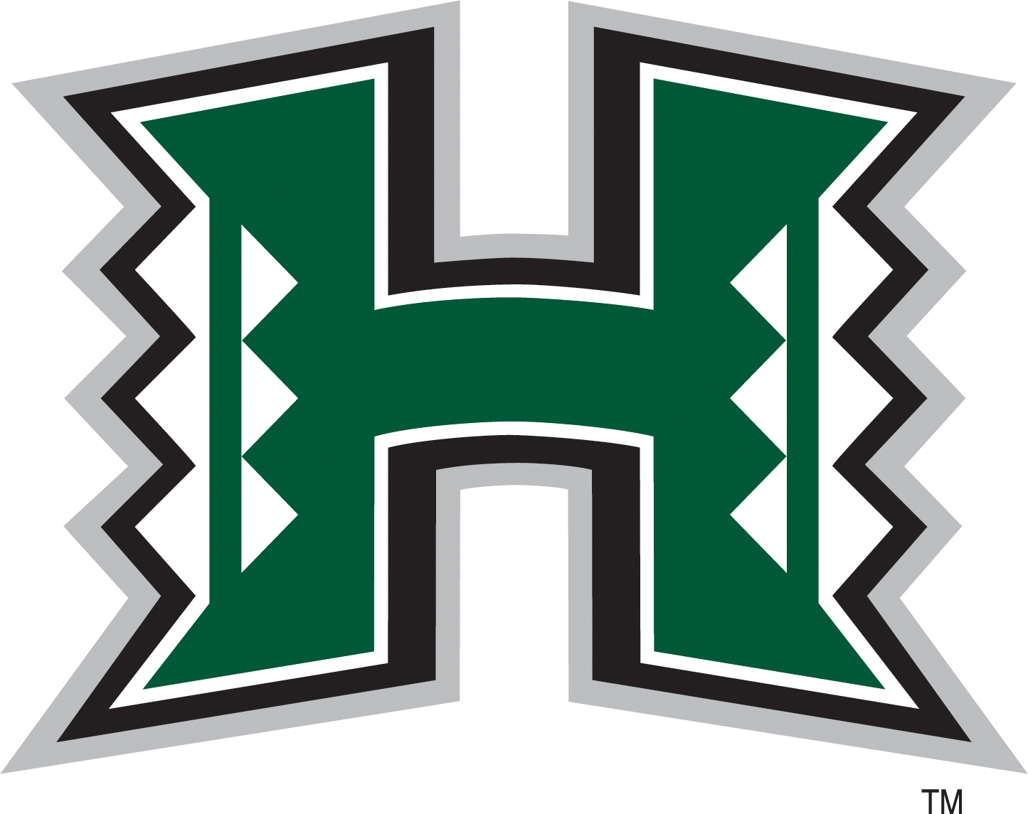 UH Rainbow Warrior Football<br>