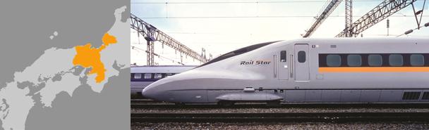 JTB USA   JR West Rail Pass (Osaka, Kyoto, Nara, Hiroshima, West