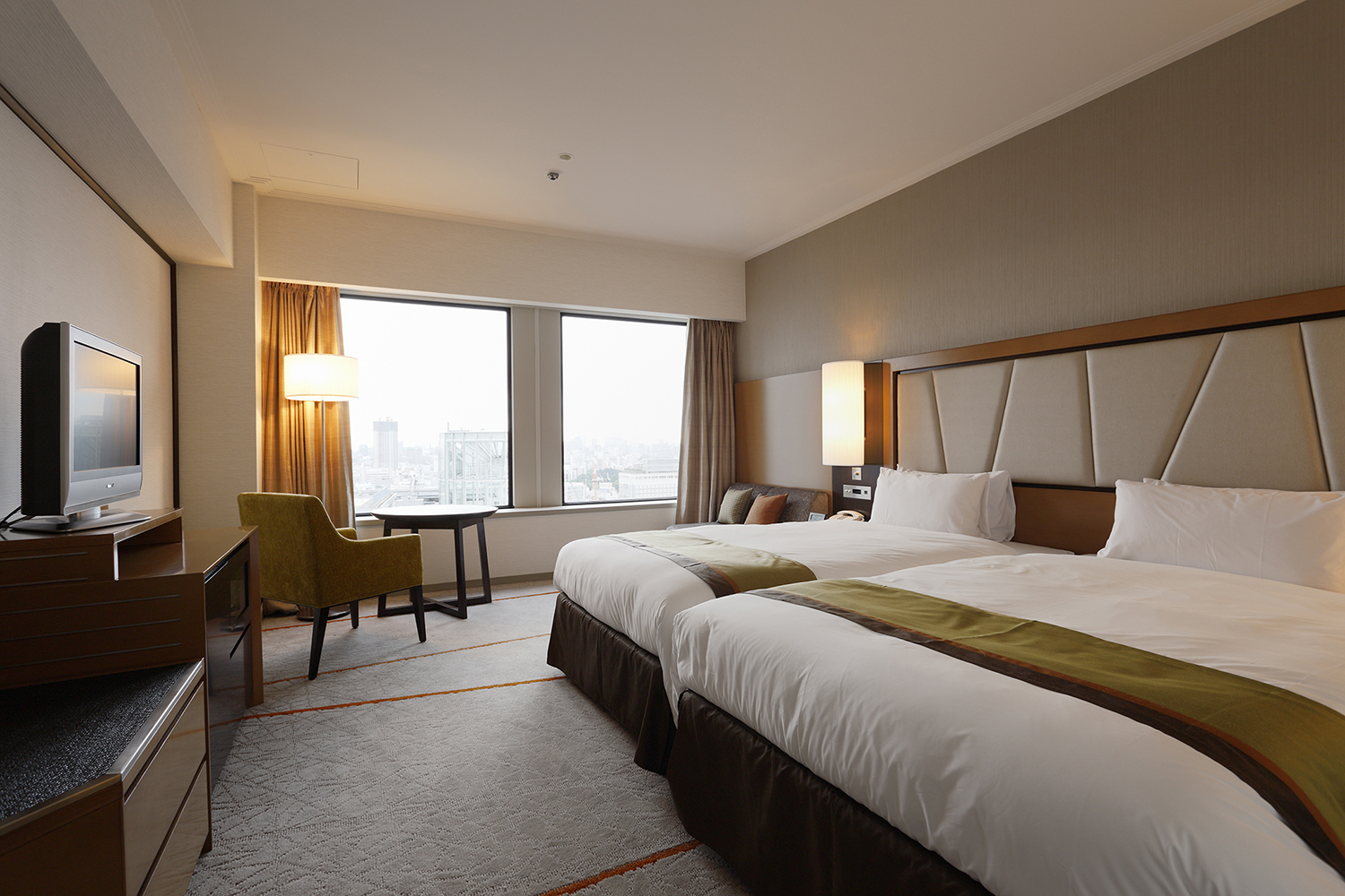 Keio Plaza Hotel Special for Superior room