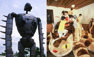 Ghibli Museum & Ghibli Film Appreciation Bus Tour