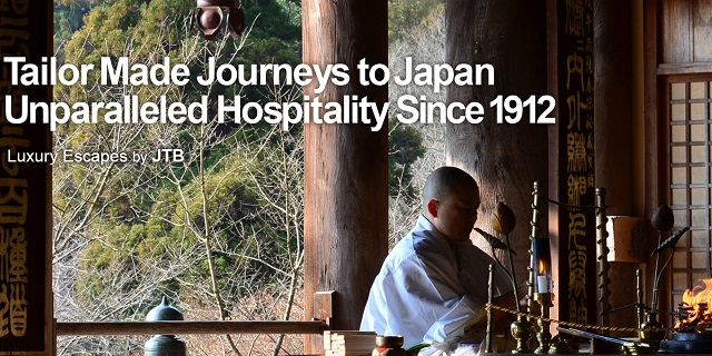 Tailor Made Journeys to Japan