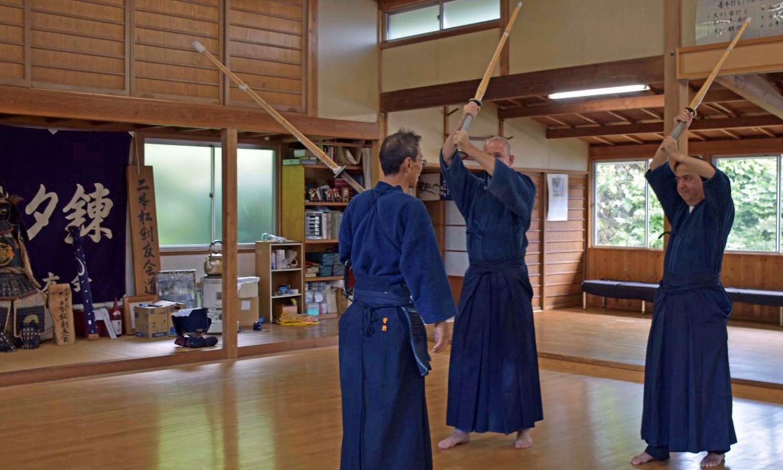Kendo Lesson Nihonmatsu